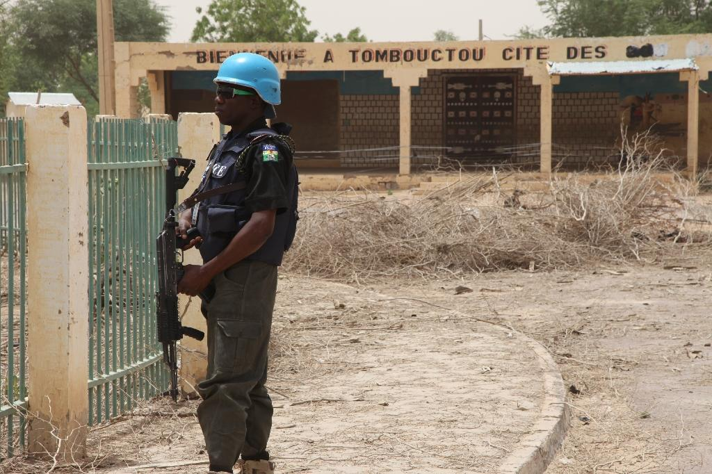 UN staffer killed in Mali attack on peacekeeping convoy