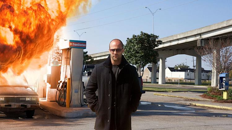 The Mechanic 2011 CBS Films Jason Statham