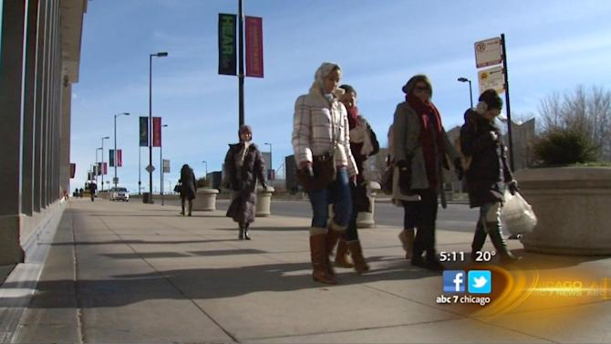 High winds, coldest temps of season hit Chicago area