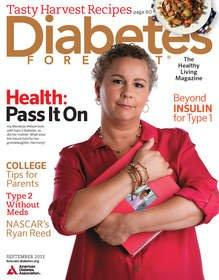 Profiles of Courage in the September Issue of Diabetes Forecast Magazine