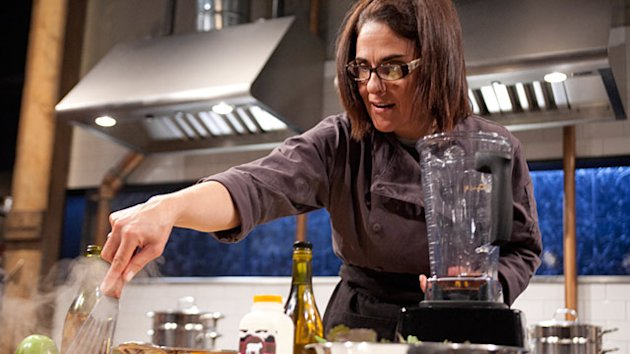 Food Network's 'Chopped': Cooking My Way to the Finals (ABC News)