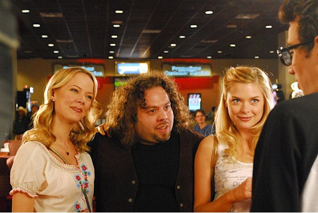 Fanboys Production Stills Weinstein Company 2008 Dan Fogler Jaime King