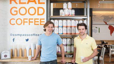 Compass Coffee Owners Talk Expansion, New Spaces