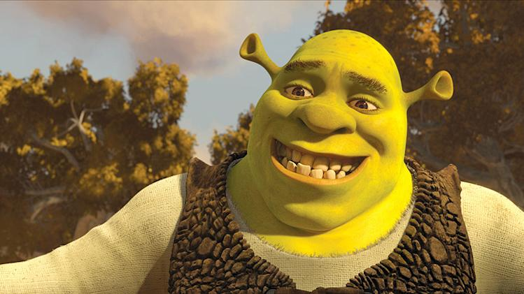 Shrek Forever After Dreamworks 2010