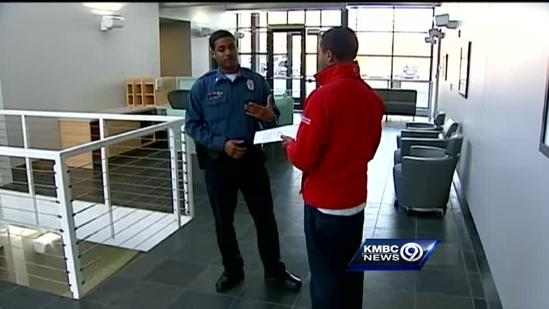 KCPD trainees come prepared for gun violence