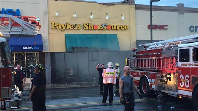 Homes, businesses evacued due to 4-alarm Upper Darby fire