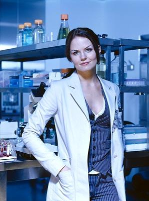 "Jennifer Morrison as Dr. Allison Cameron Fox's ""House"""