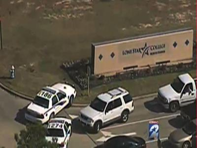 Official: 3 People Wounded in College Shooting