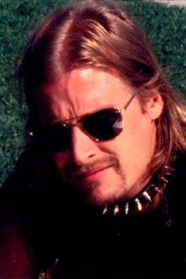 Kid Rock in DreamWorks' Biker Boyz