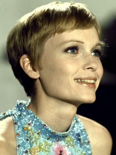 The Pixie Hair Cut: Then