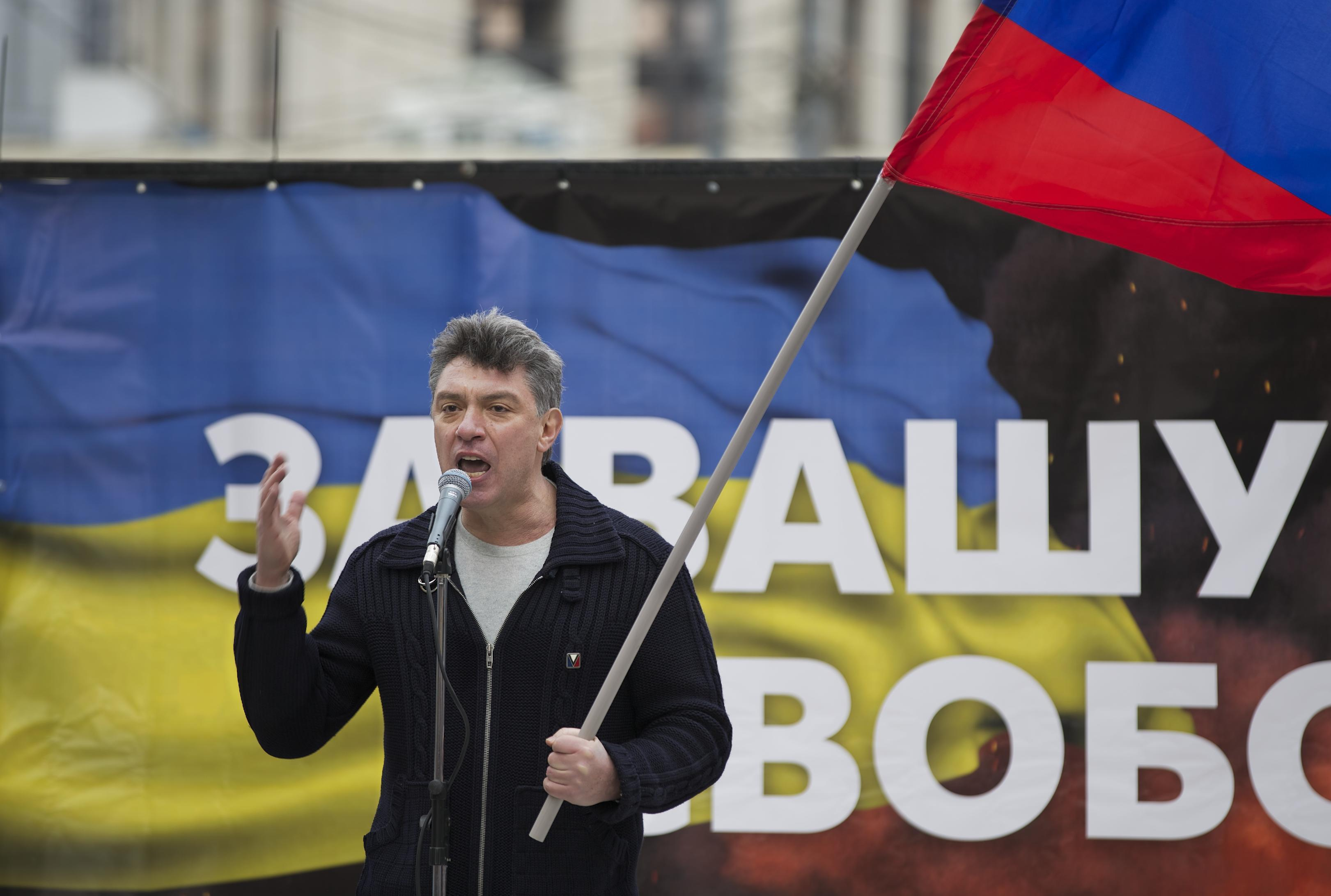 Boris Nemtsov, a Putin critic, gunned down in Moscow