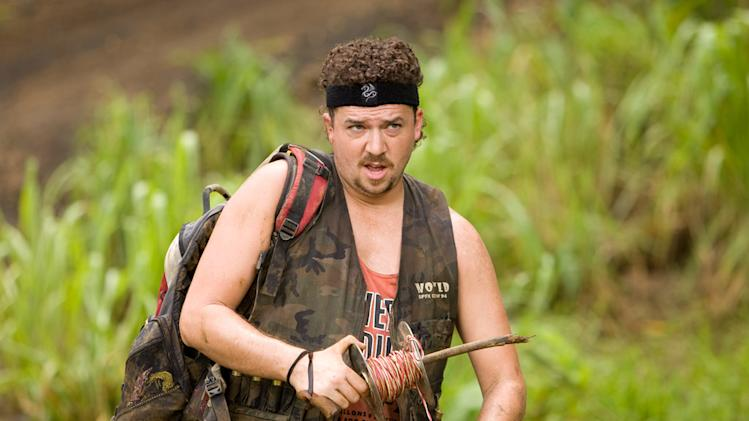 Danny R. McBride Tropic Thunder Production Stills DreamWorks 2008