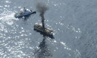 Bullets Sink Tsunami 'Ghost Ship' Near Alaska