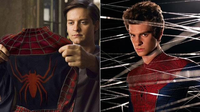 Tobey Maguire's Spidey Advice to Andrew Garfield