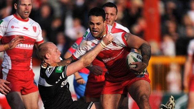 Evarn Tuimavave has left Hull KR.