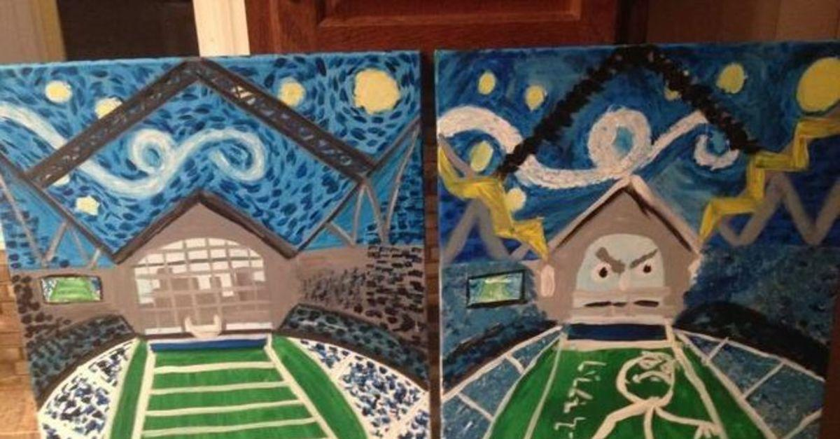 14 People Who Really Nailed Their Painting Class