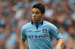 Mancini challenges underperforming Nasri to rekindle his best form for Manchester City