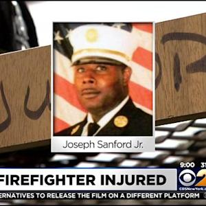 Firefighter Injured In Woodmere Blaze Remains In Critical Condition
