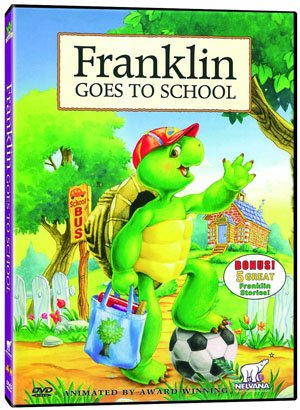 Best for Ages 3 to 6: Franklin Goes to School