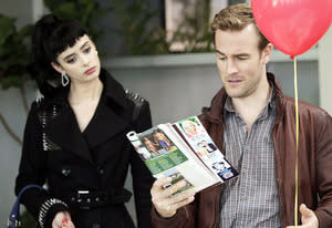 Krysten Ritter and James Van Der Beek | Photo Credits: Kelsey McNeal/ABC