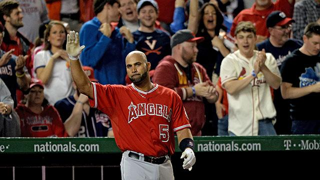 Albert Pujols' road to 500