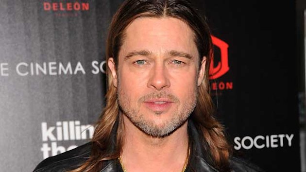 Brad Pitt Hints He's Coming to China (ABC News)