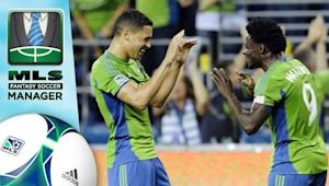 MLS Fantasy: Sounders, Crew, Chivas USA use double game-week to their advantage in Round 29