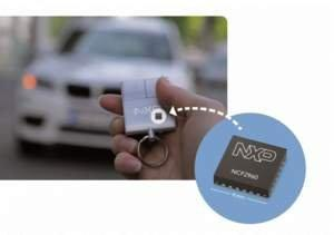 NXP Launches World's Smallest Combo Chip for Automotive Keyless Entry Systems