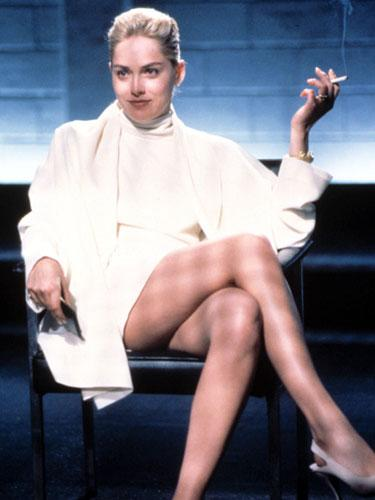 Sharon Stone, Basic Instinct