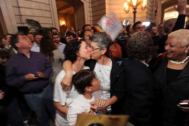 Historic rulings on gay marriage
