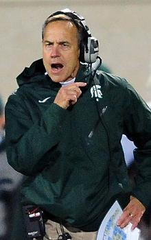 Michigan State stops Wisconsin, bleeding in thriller