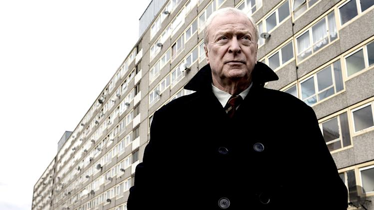 Harry Brown Production Photos 2010 Samuel Goldwyn Films Michael Caine