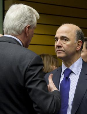 European ministers ink deal on bank oversight