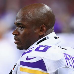 Adrian Peterson Indicted in Texas