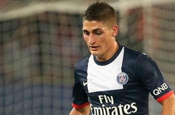 Verratti: Lavezzi will not leave PSG for Inter