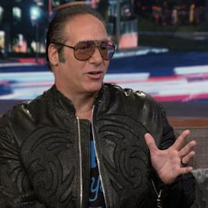 Andrew Dice Clay Can't Deal With His Oscar Buzz