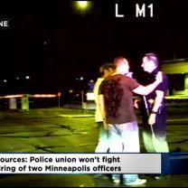 Mpls. Police Union Won't Fight Firing Of Cops Who Used Slurs