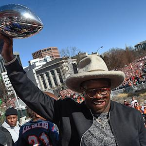 Von Miller looks ahead after Super Bowl 50 MVP honors