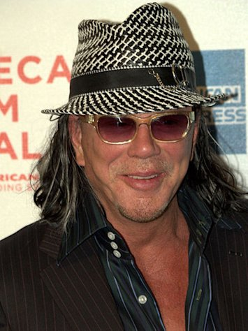 Mickey Rourke won a Golden Globe for his portrayal of washed up wrestler Randy &quot;The Ram&quot; Robinson
