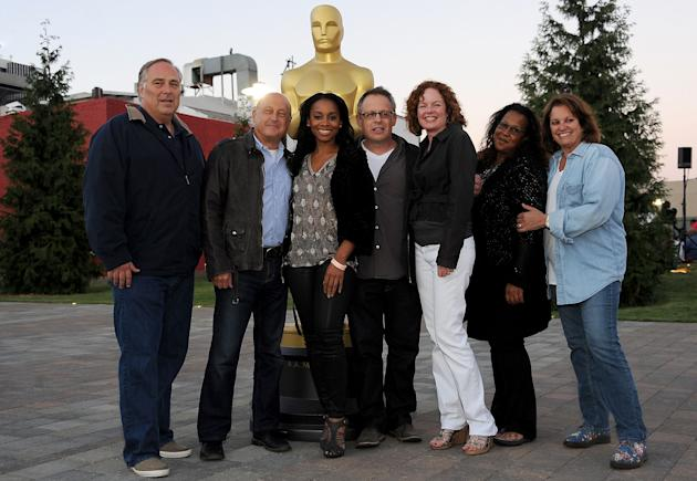 "The Academy Of Motion Picture Arts And Sciences' Oscars Outdoors Screening Of ""Dreamgirls"""