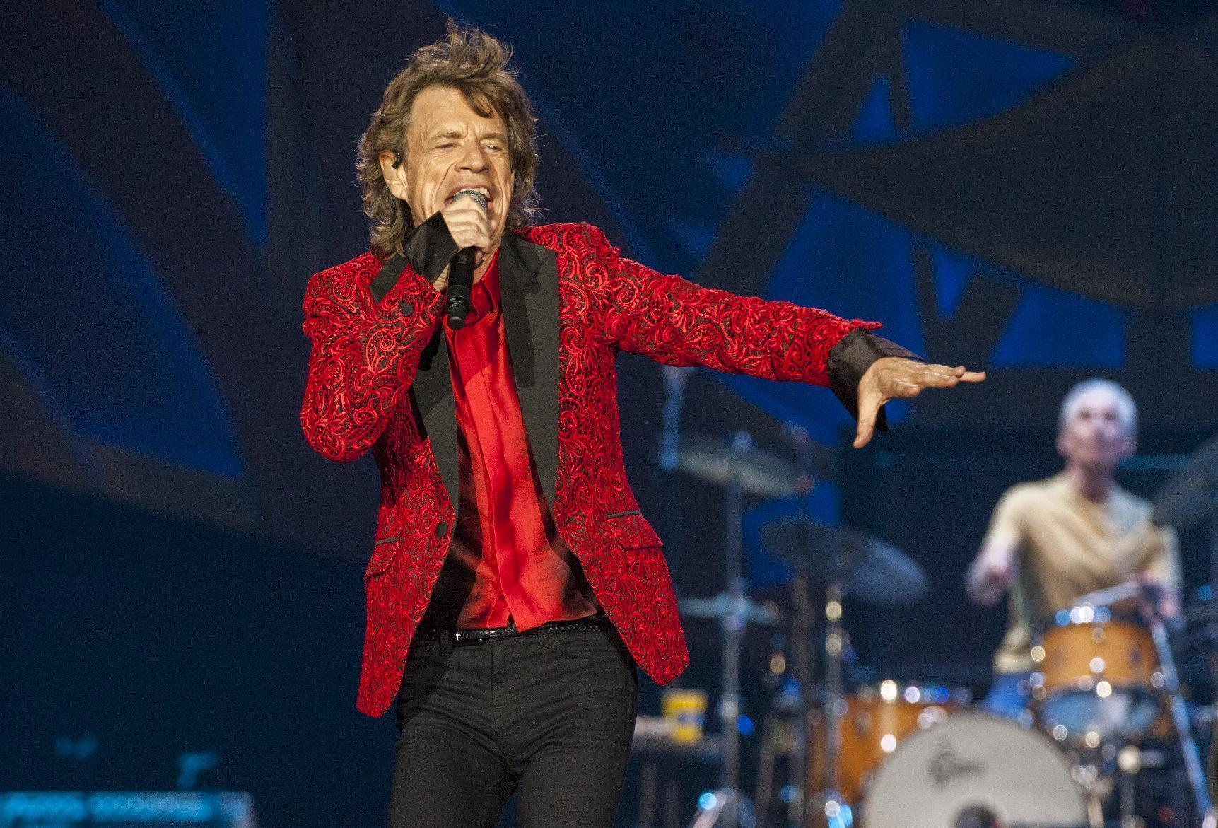 Mick Jagger on Grammy nod for James Brown doc, Amy Winehouse