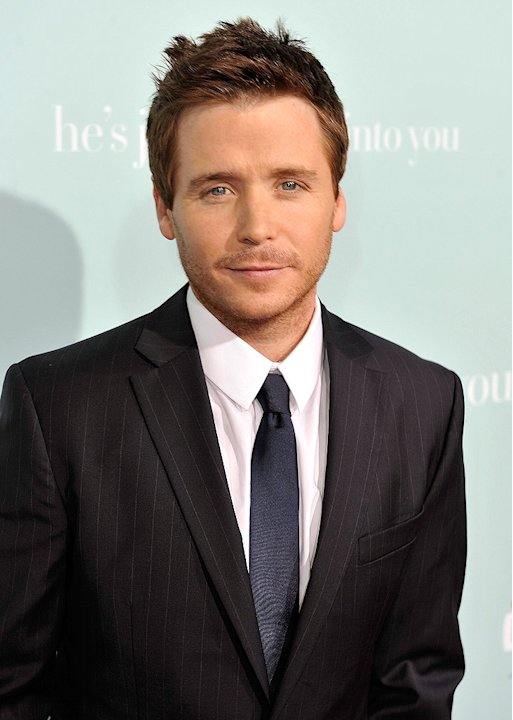 He's Just Not That Into You LA premiere 2009 Kevin Connolly