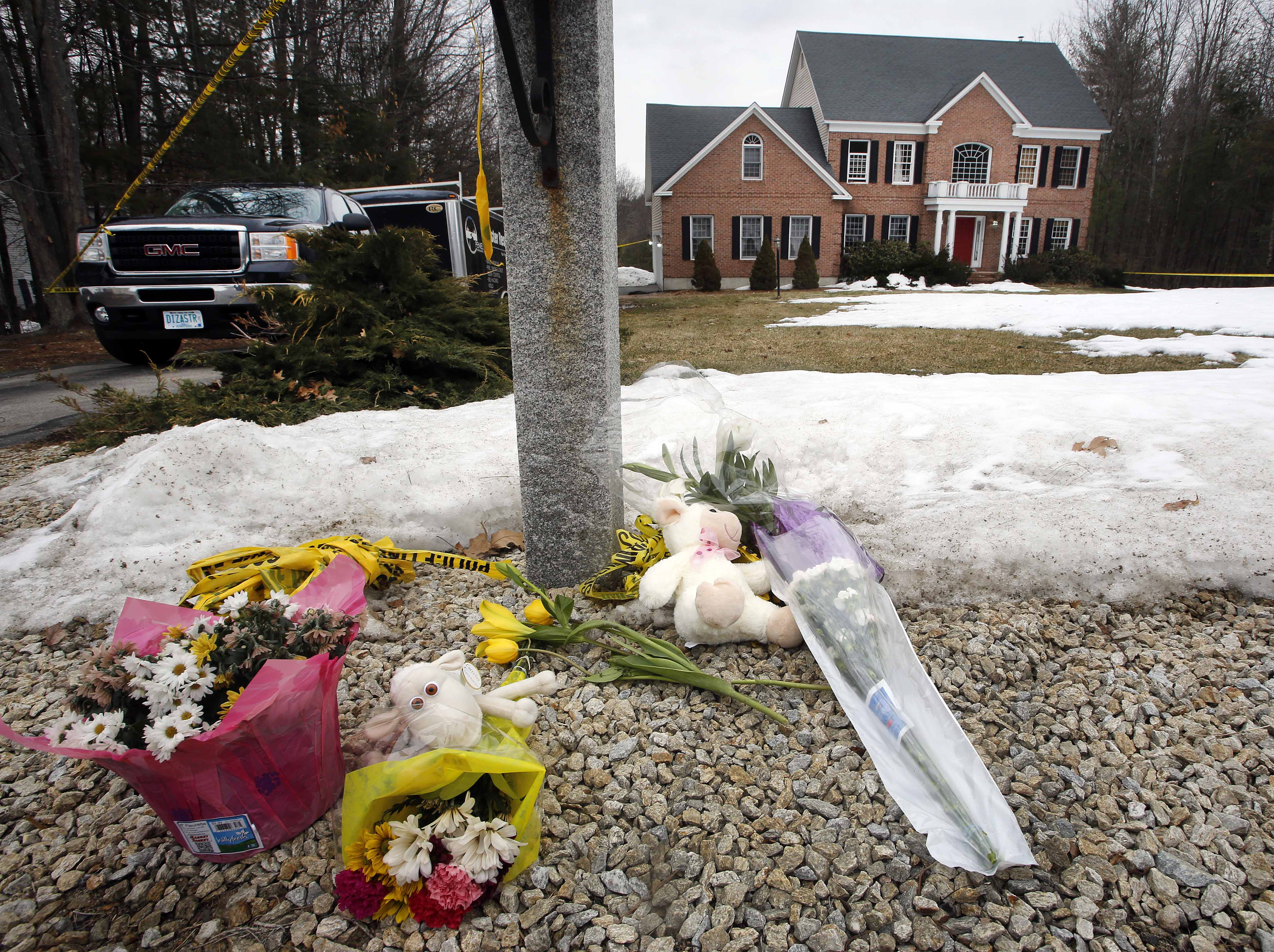 New Hampshire authorities: Mother killed daughters, self
