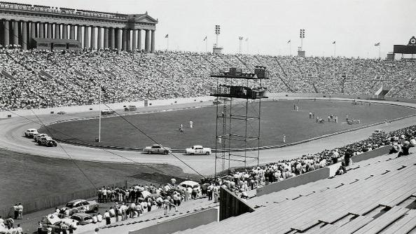 Caraviello: In Chicago, nothing like a race at Soldier Field
