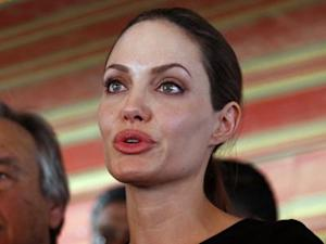 Jolie makes plea for Syrian refugees