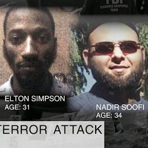 "Feds: Texas gunmen were not ""high priority threats"""