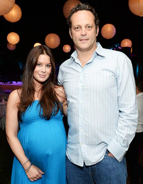 Vince Vaughn, Wife Kyla Weber Welcome Baby Boy Vernon Lindsay