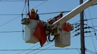 Nova Scotia Power was in the crosshairs of political parties of all stripes on Thursday.