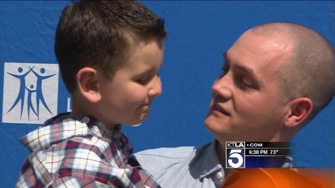Joyful Reunion Between Children With Cancer and Bone Marrow Doners Who Saved There Lives