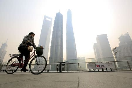 China hopes novice environment chief will be breath of fresh air